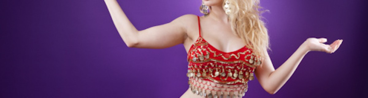 Mikaela – The belly dancer