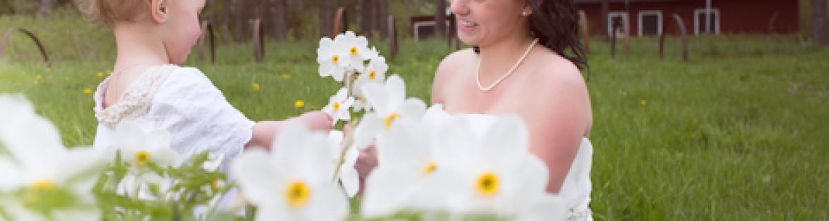 Bröllop – Mia och Ted
