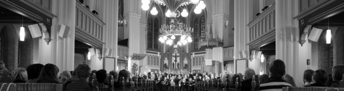 Julkonsert med Nationskören i Umeå