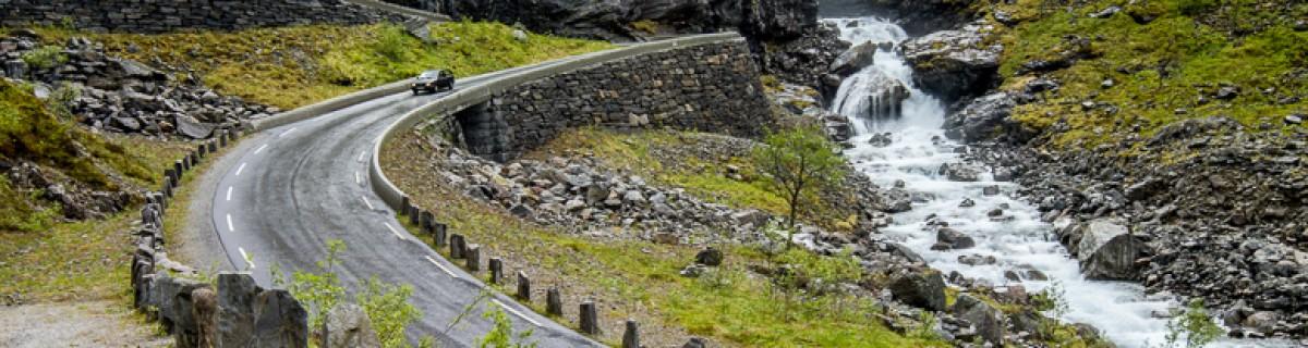 Norgeresan – Trollstigen