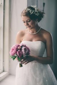 Bröllop - Porträttfoto