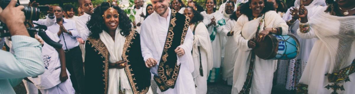 Simona och Andreas Eritrianska bröllop – söndagen