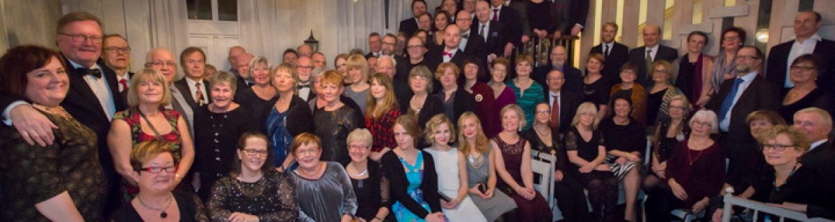 Åsa och Pers 150års-fest