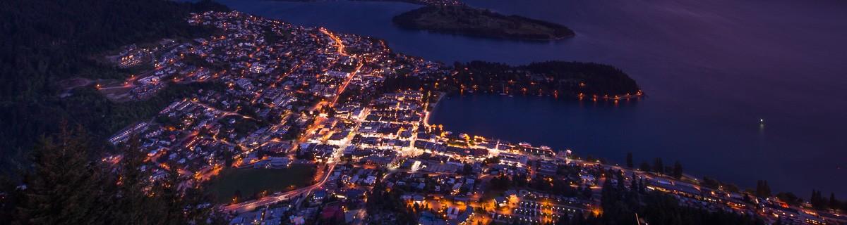 Fotoresa – Nya Zeeland – Queenstown