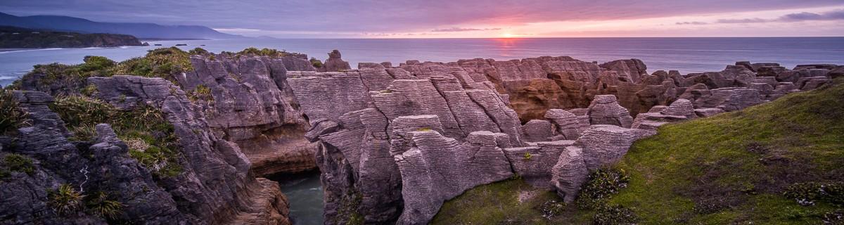 Fotoresa – Nya Zeeland – Pancake rocks