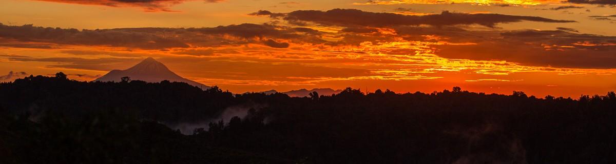 Fotoresa – Nya Zeeland – Tauranga / Mount Taranaki